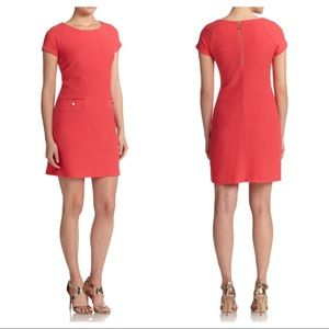 Lilly Pulitzer Coco shift dress/ Island Coral/ M